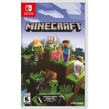 Nintendo Minecraft vídeo juego Nintendo Switch Básico