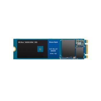 Western Digital SN500 unidad de estado sólido M.2 500 GB PCI Express 3.0 NVMe