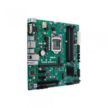 ASUS B360M-C placa base LGA 1151 (Zócalo H4) Micro ATX Intel® B360