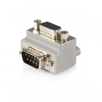 StarTech.com Serial Adapter Cable DB9 Gris
